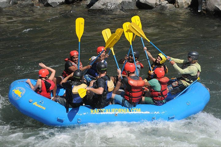 mulesoft rafting