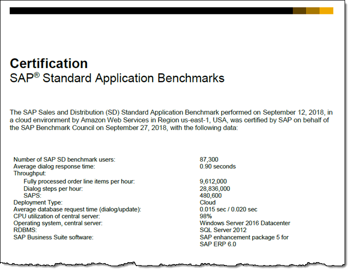 Now Available – Amazon EC2 High Memory Instances with 6, 9, and 12