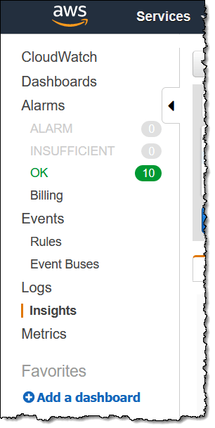 New – Amazon CloudWatch Logs Insights – Fast, Interactive